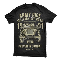 Bild von Army Ride Off Road